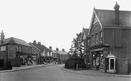 Ash Vale, Shawfield Road 1932