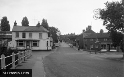 Ash Vale, The Cross Roads 1955