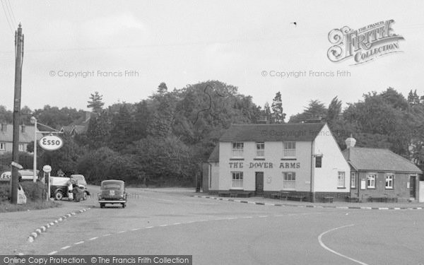 Photo of Ash Vale, The Dover Arms 1955