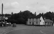 Ash Vale, The Dover Arms 1955