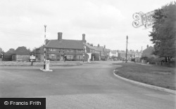 Ash Vale, The Greyhound 1955