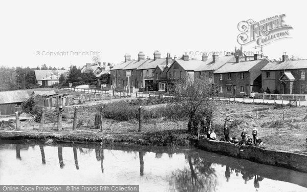 Photo of Ash Vale, The Village 1905