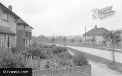 Ash Vale, Underwood Avenue 1954