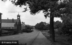 Ash, Victoria Hall 1955