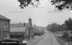 Ash, Victoria Hall 1960