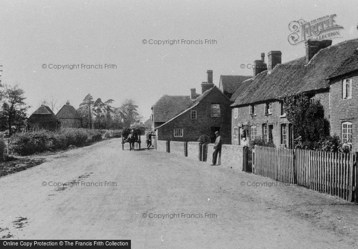 Photo of Ash, Village, The Street 1905