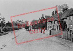 Ash, Village, The Street 1905