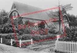 Ash, Wesleyan Chapel 1906