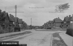 Ash, Winchester Road 1955