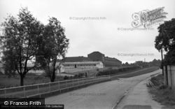 Ash, Yeomans Bridge School 1954