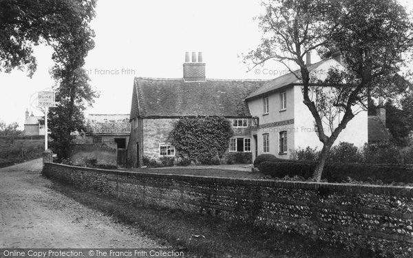 Ash York House 1906 Francis Frith