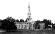 Ashbourne, Church 1896