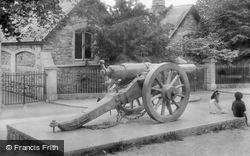 Ashburton, Cannon 1907