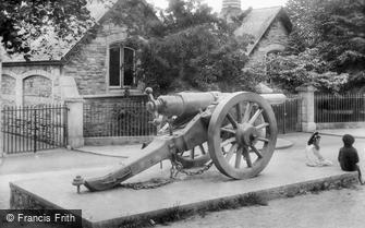 Ashburton, Cannon 1907