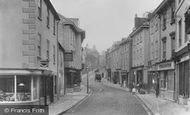 Ashburton, East Street 1904