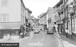 Ashburton, East Street c.1960