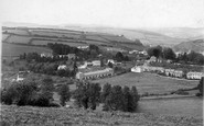 Ashburton, From The West 1913