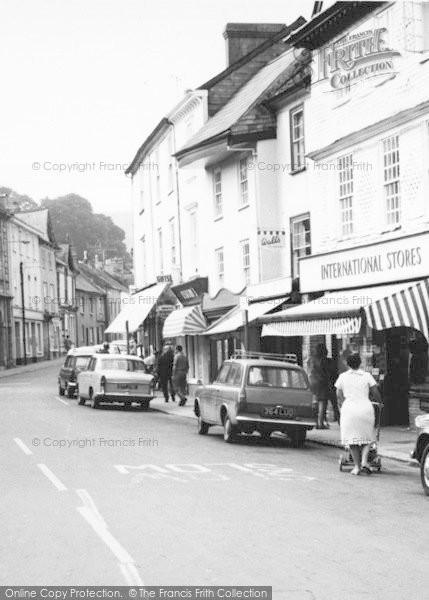 Photo of Ashburton, International Stores c.1960