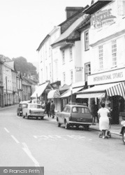 Ashburton, International Stores c.1960