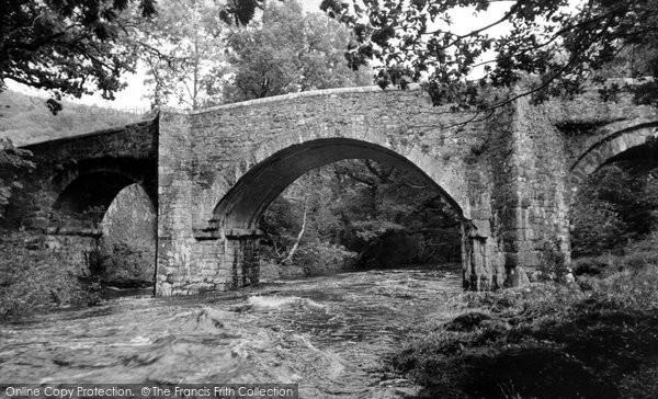 Photo of Ashburton, New Bridge c.1960