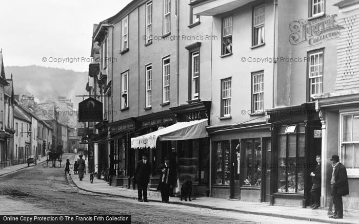 Photo of Ashburton, North Street 1913