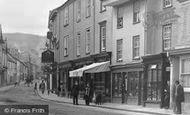 Ashburton, North Street 1913
