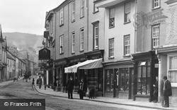 Ashburton, North Street 1913