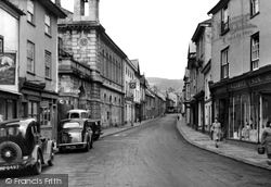 Ashburton, North Street c.1955