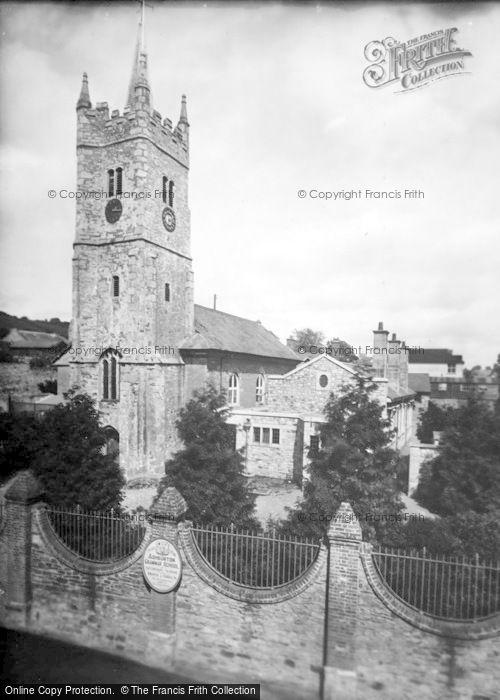 Photo of Ashburton, Secondary School 1922