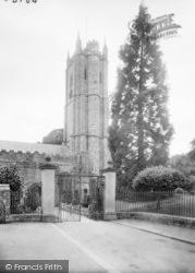 Ashburton, St Andrew's Church 1922