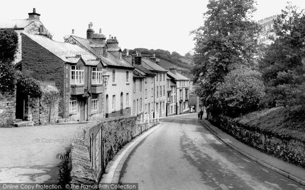 Photo of Ashburton, West Street c.1960