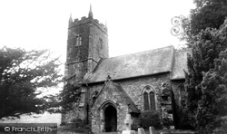 Ashbury, St Mary's Church c.1960