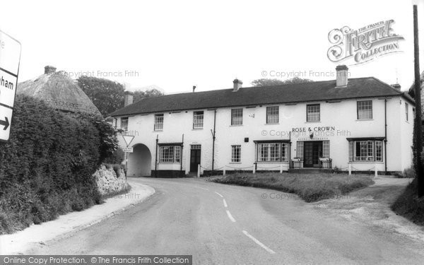 Photo of Ashbury, The Rose And Crown c.1965