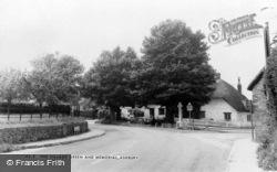 Ashbury, Village Green And Memorial c.1965