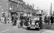 Ashby, Busy Street c.1955