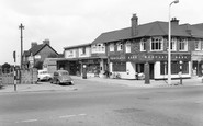 Ashby, Collum Lane c.1960