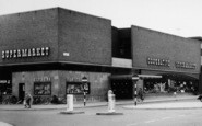 Ashby, Cooperative Supermarket c.1955