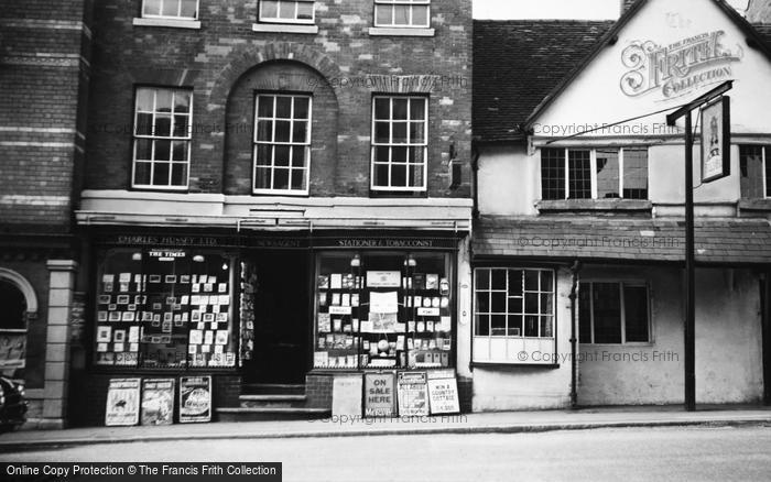 Photo of Ashby De La Zouch, Bull's Head Inn c.1960