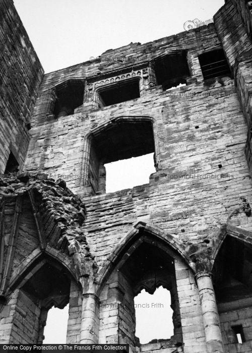 Photo of Ashby De La Zouch, Castle c.1950