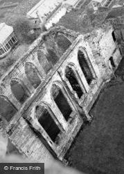 Ashby De La Zouch, Castle c.1950