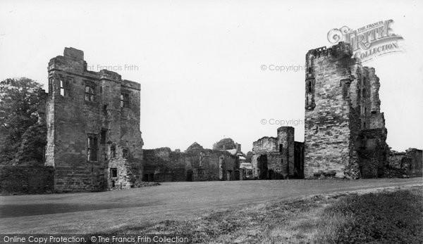 Photo of Ashby De La Zouch, Castle c.1955