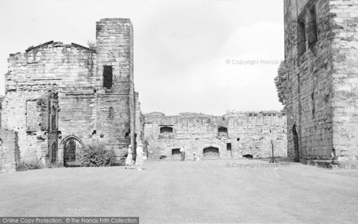 Photo of Ashby De La Zouch, Castle Ruins c.1965