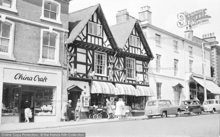 Photo of Ashby De La Zouch, Elizabethan House c.1965