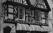 Ashby De La Zouch, Elizabethan House c.1965