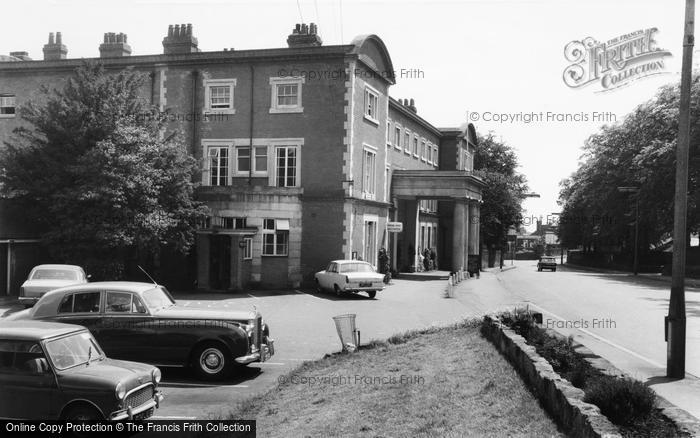 Photo of Ashby De La Zouch, Royal Hotel c.1965
