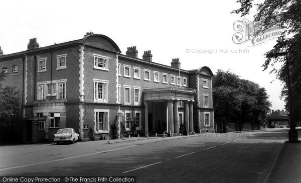 Ashby-De-La-Zouch, Royal Hotel c1965