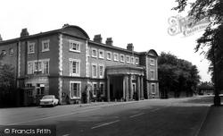Ashby De La Zouch, Royal Hotel c.1965