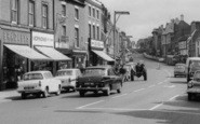 Ashby De La Zouch, Shops On Market Street 1966