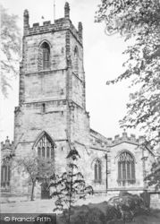 Ashby De La Zouch, St Helen's Church c.1965