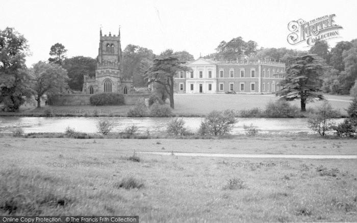 Photo of Ashby De La Zouch, Staunton Harold Church And Cheshire Home c.1965